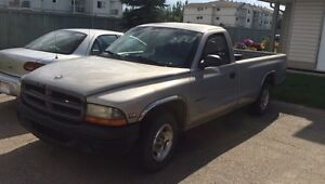 98 Dodge Dakota single cab long box  1500  obo