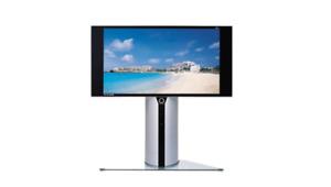 Samsung Pedestal DLP TV Flagship Model with Glass Base