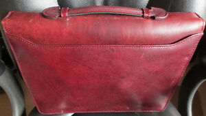 Renwick Leather Padfolio Kitchener / Waterloo Kitchener Area image 1