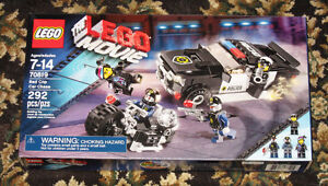 THE LEGO MOVIE Bad Cop Car Chase Set 70819 Sealed Retired New