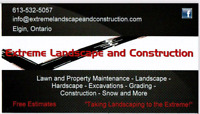 Extreme Landscape & Construction