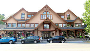 Canmore Downtown Office or Retail Space For Sale
