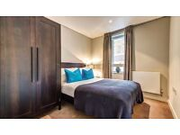 Beautiful 2 Bedroom flat with private parking,furnished,24H Concierge in Merchant Square London RL6