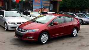 Hybrid 2010 Honda Insight EX Automatic with Winter Tires