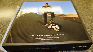 Pink Floyd Wish you were here Immersion box set Peterborough Peterborough Area image 1