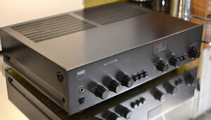 CLASSIC NAD 3150 STEREO INTEGRATED AMP AMPLIFIER *NICE*