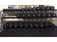 Dumbells / free weights / weights