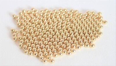 100 116 Inch G25 Precision Gold Plated Chrome Steel Bearing Balls