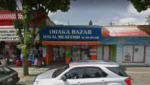 Meat Fish and Grocery Shop For Sell