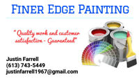 Finer Edge Painting -Quality residential painting