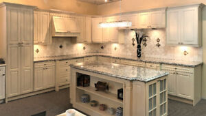 Display for SALE! (Kitchen Cabinets + Countertop) part II
