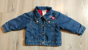 18m baby girl fall/winter jacket