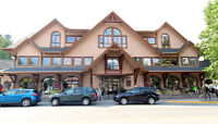 Downtown Canmore Office Condo For Sale