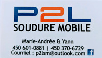 P2L Soudure Mobile