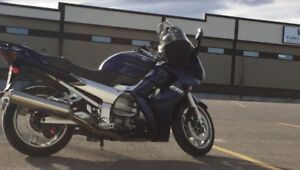 2005 FJR 1300 (moving and not sure if I want to sell)
