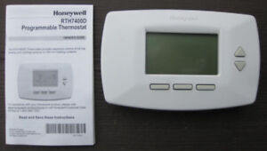 Thermostat Électronique Honeywell Programmable