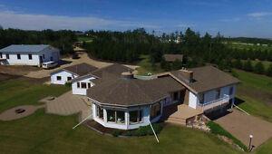 8.5 Acre Executive Estate in Grande Prairie, AB
