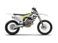 2017 HUSQVARNA FC250 | 0% FINANCE | IN STOCK NOW | 6 MONTHS WARRANTY SX-F FC 250