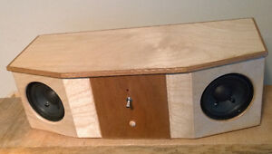 Handed Crafted Bluetooth Stereo