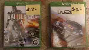 Selling Two Xbox One Games London Ontario image 1