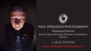 Paul Ferguson Photography And Videography Kingston Kingston Area image 1