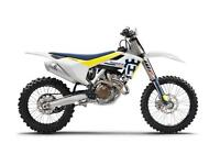 2017 HUSQVARNA FC350 | 0% FINANCE | IN STOCK NOW | 6 MONTHS WARRANTY SX-F FC 350