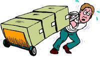 """"""" MOVING, DELIVERIES, JUNK REMOVAL,CLEANING SERVICES"""""""