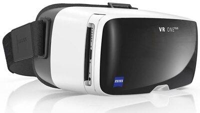 Occasion, Carl Zeiss Vision VR ONE PLUS Occhiali per Realtà Virtuale Bianco nuovo original d'occasion  Expédié en Belgium