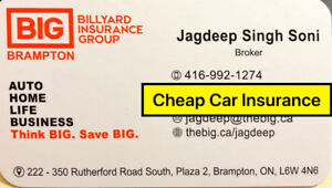 Cheapest Auto & Home Insurance at absolute low Prices in Ontario