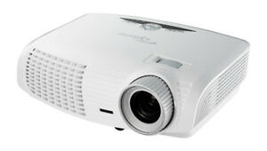 Home Theater Movie Projector : Optoma High Definition 1080p DLP