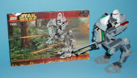 LEGO STAR WARS 7250, le CLONE SCOUT WALKER