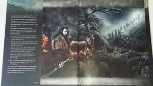 The Hobbit The Unexpected Journey Visual Companion Hard Cover Bo London Ontario image 3