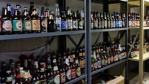 Beer Bottle Collection