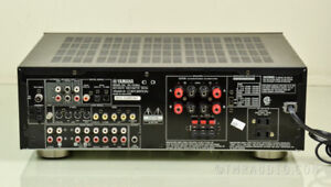 Yamaha RX V595a 5.1 Channel 350 Watt Receiver