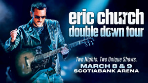 Selling 2 Eric Church Tickets