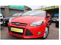 2013 63 FORD FOCUS 1.0 ZETEC TURBO 5DR 124 BHP