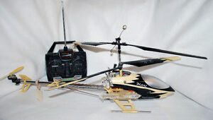 Plane RC Helicopter with Remote