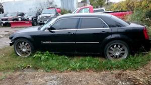 2006 Chrysler 300-Series SRT Sedan