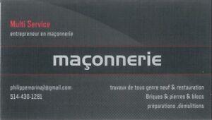 maconnerie