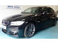 2010 60 BMW 3 SERIES 2.0 320D SPORT PLUS EDITION 4D AUTO 181 BHP DIESEL