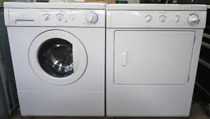 """Frigidaire """"Stackable"""" Front load Washer and Dryer SET"""