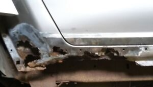 Rocker Panel and Rust Repair