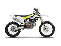 2017 HUSQVARNA FC450 | 0% FINANCE | LAST ONE | 6 MONTHS WARRANTY SX-F FC 450