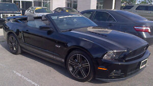 2013 Mustang GT  California Special - winter stored low mileage