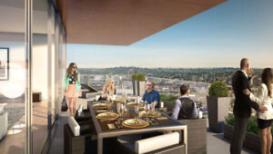 Condo with Best Design and Best Location in Downtown Vancouver
