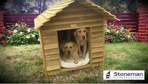 New Wooden dog kennels. FREE delivery Melton Melton Area Preview