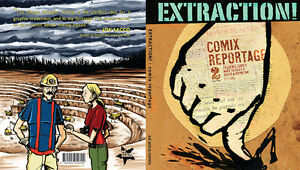 EXTRACTION! Comix Sportage 2nd edition