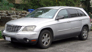 2004 Chrysler Pacifica PARTS FOR SALE-Engine+Transmission