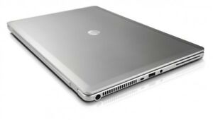 HP FOLIO 9470m LAPTOPS, Intel i5, 4GB, 500GB, Windows + MSOffice