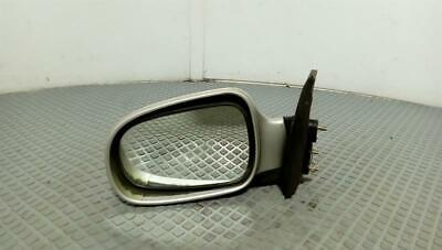 SMART FORTWO 1998-/>2006 PASSENGER//LEFT SIDE DOOR//WING MIRROR GLASS SILVER CONVEX
